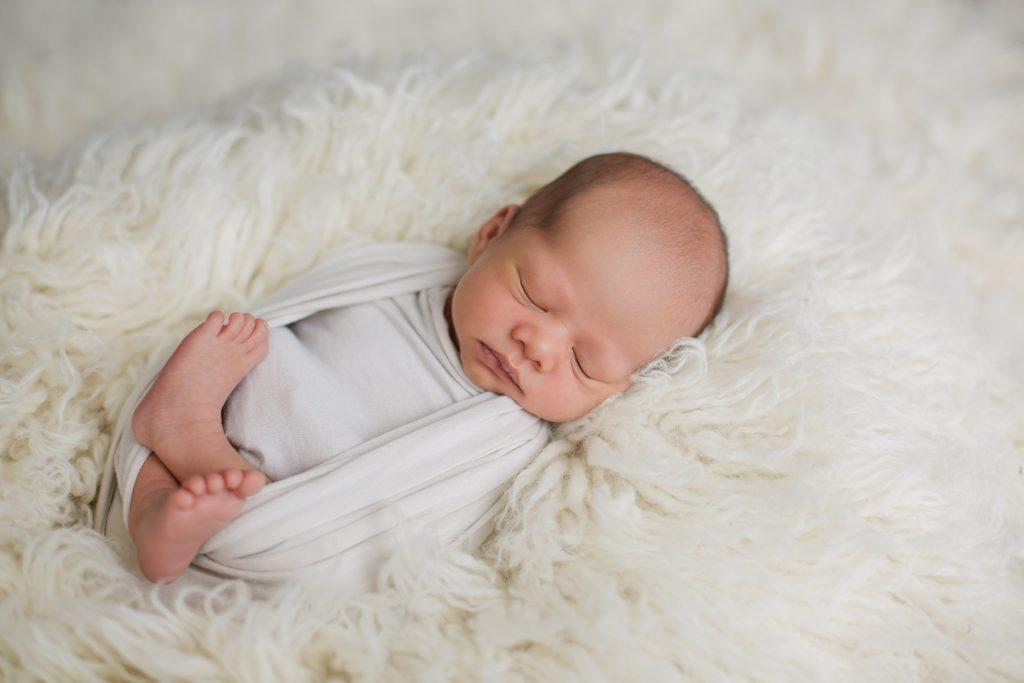 Neugeborenenfotografie in Münster