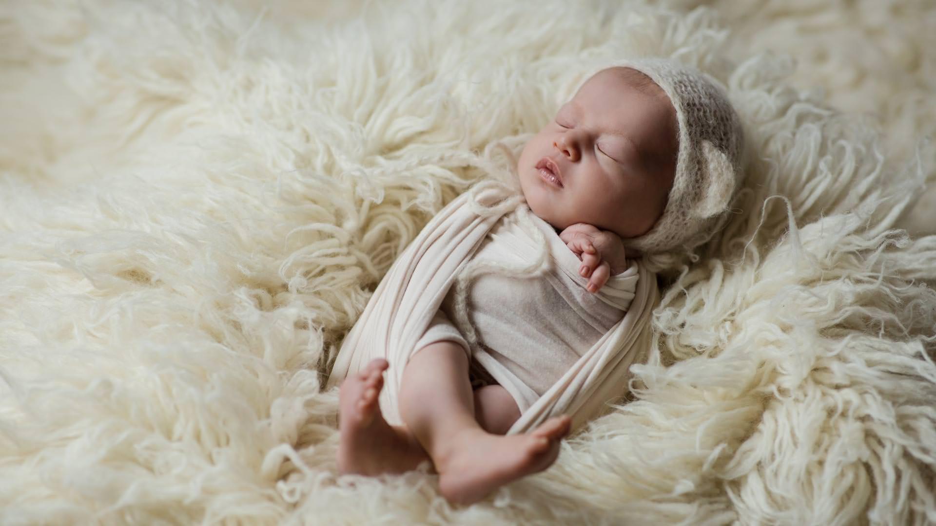 Neugeborenenfotografie Münster