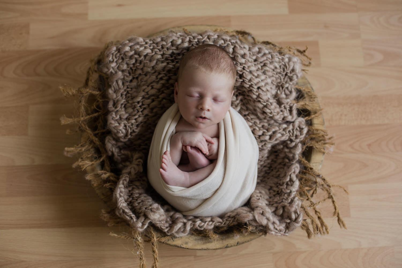 So bringe ich Neugeborene zum Schlafen